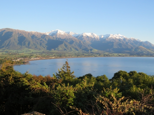 Glorious Kaikoura Morning 20th October 7am